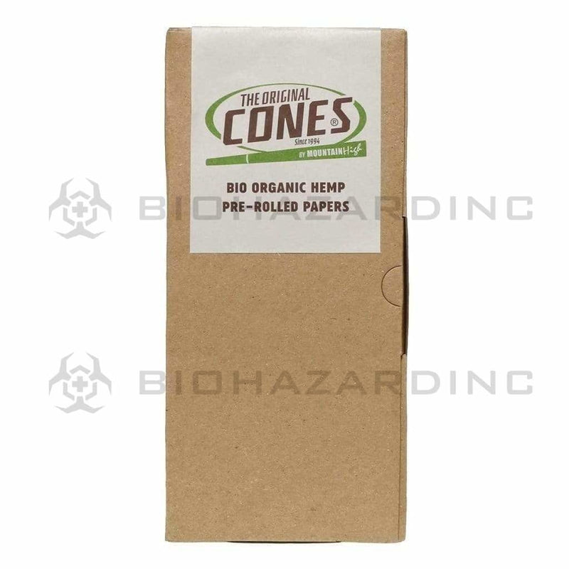 "The Original Pre-Rolled Cones The Original Hemp 84mm x 26mm Cones Special Small 1 1/4"" - 900 Count"