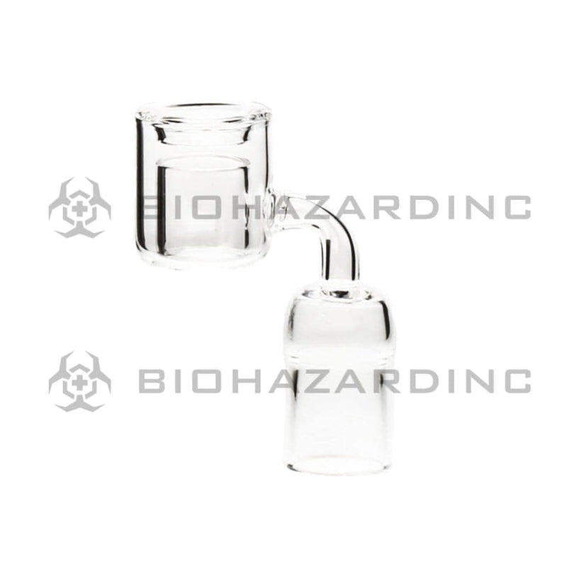Biohazard Inc Quartz Banger Thermal Quartz Banger - 19mm Female