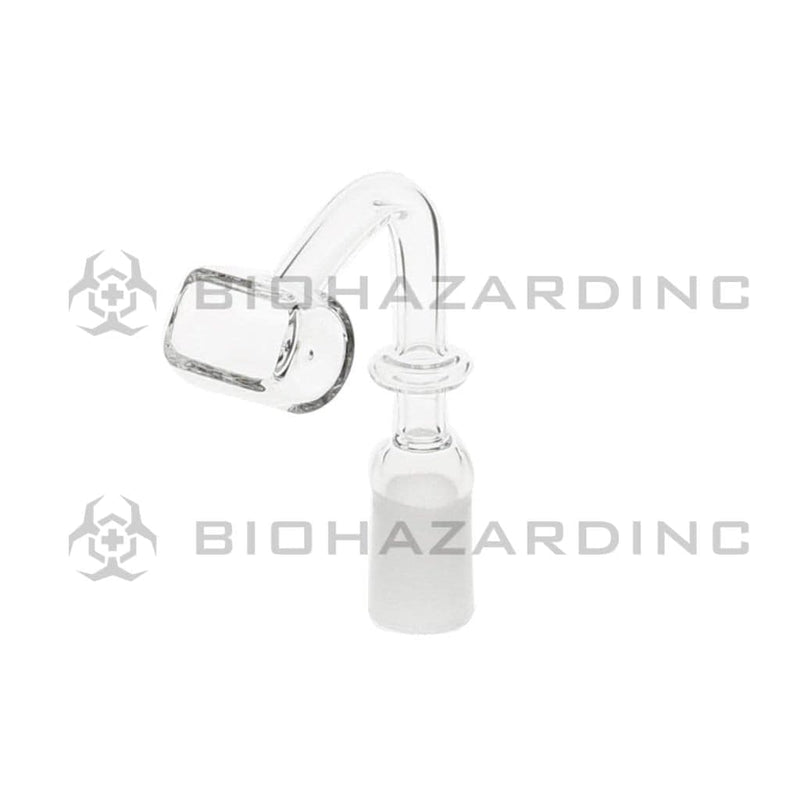 Biohazard Inc Quartz Banger Trough Quartz Banger - 14mm Female
