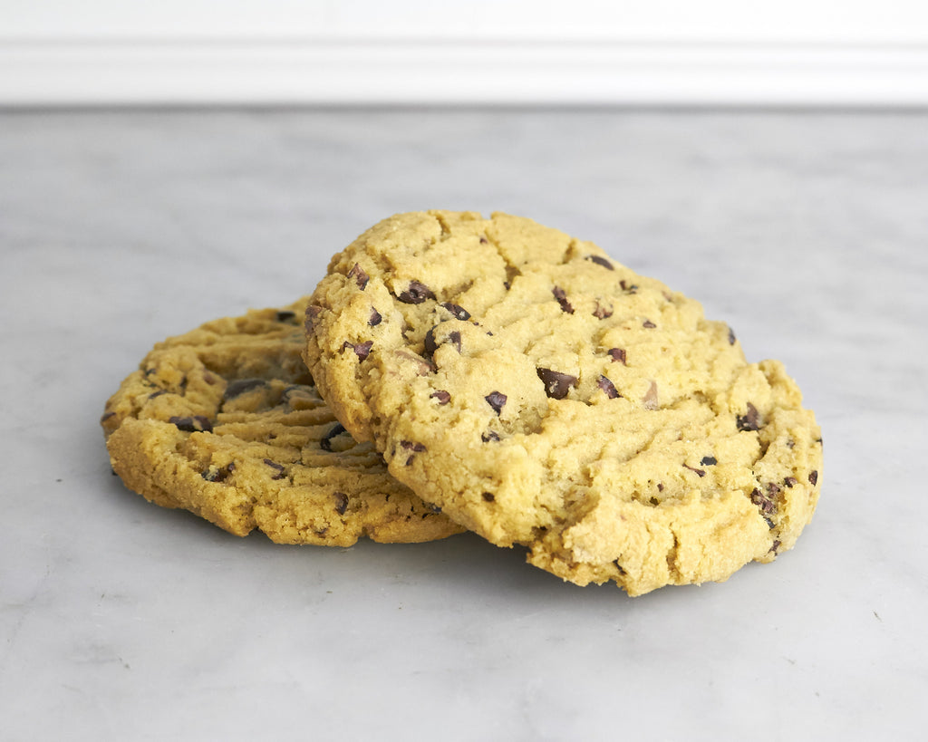 Triple Chocolate Chip Cookie