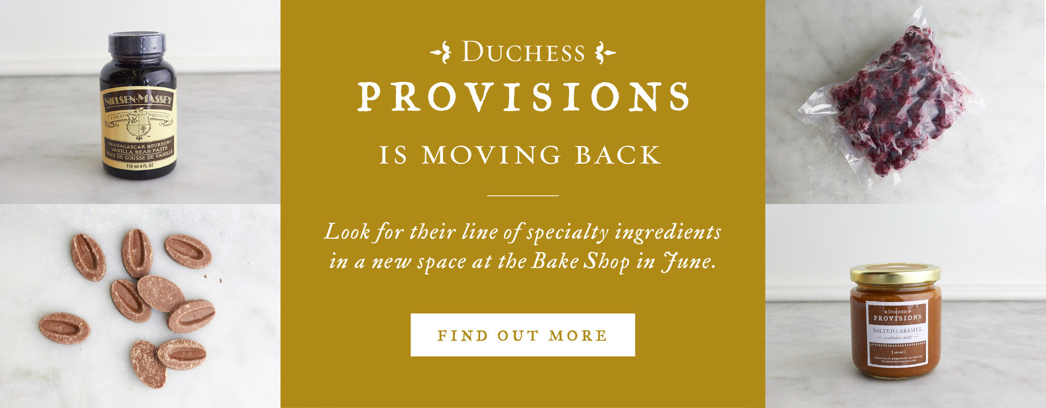 Provisions is Relocating