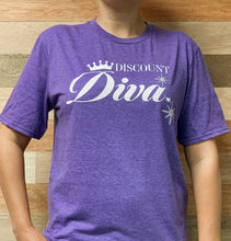 Load image into Gallery viewer, Discount Diva T-Shirt