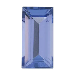 Natural Tanzanite Baguette Cut
