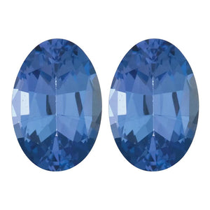Natural Tanzanite Oval Cut