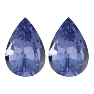 Natural Tanzanite Pear Cut