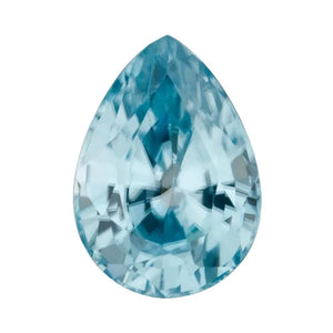Natural Pear Loose Zircon