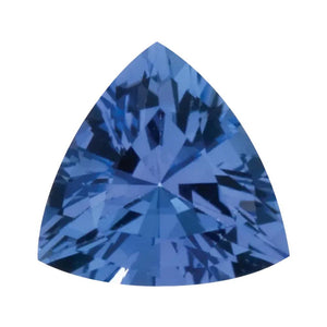 Natural Tanzanite Trillion Cut
