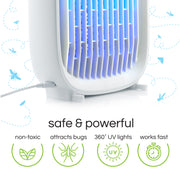 Patriot - Dual Electric Bug Zapper