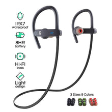 Load image into Gallery viewer, Wireless Bluetooth Sport Earbuds