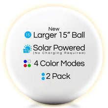 Load image into Gallery viewer, Inflatable LED Ball