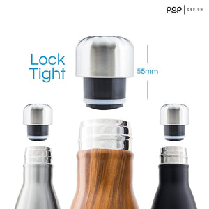 Vacuum Insulated Bottle Cap