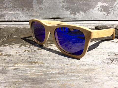 Wooden sunglasses Wooden Made