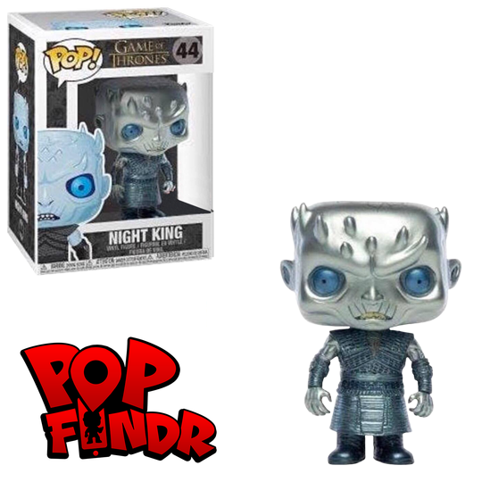 Metallic Night King #44 [TV] PREORDER