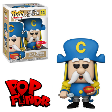 Captain Crunch #14 [AD ICON]