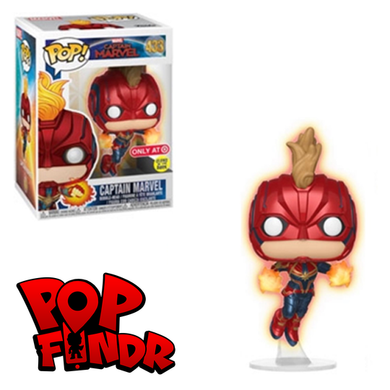Captain Marvel Target Exclusive [COMICS]