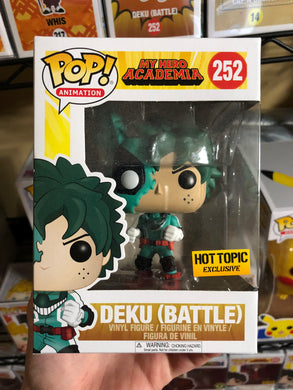 Deku (Battle) [DAMAGED]
