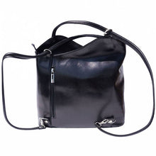 Load image into Gallery viewer, Sole Terra Handbags Paris Convertable Backpack/Shoulder Bag