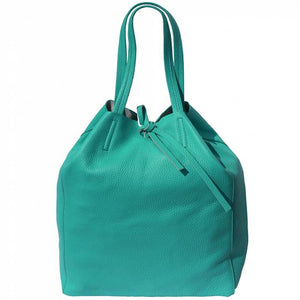 Sole Terra Handbags Unlined Leather Tote