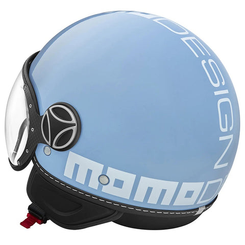MOMO Fighter Classic Gloss Light Blue