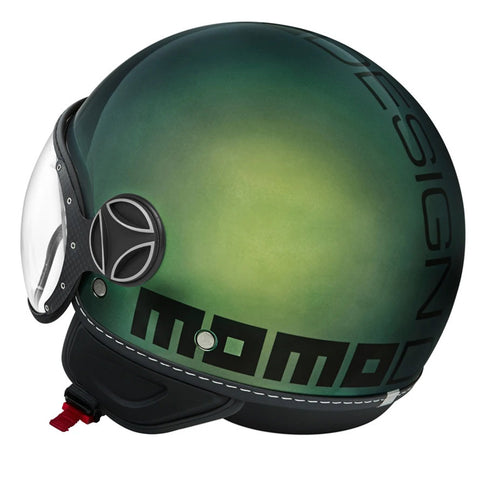 Momo Fighter Pop Gloss Green / Blue