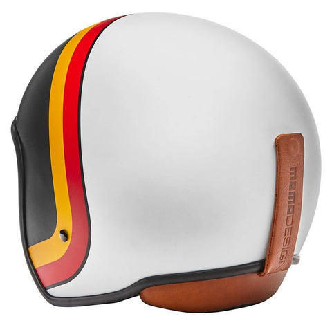 Momo Zero Heritage White / Red / Yellow