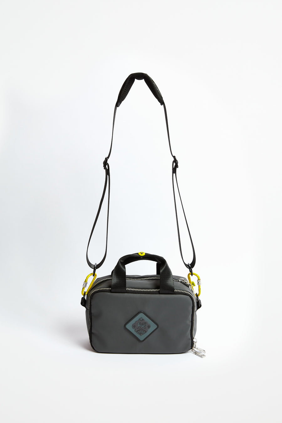 Europa Industrial Crossbody Bag