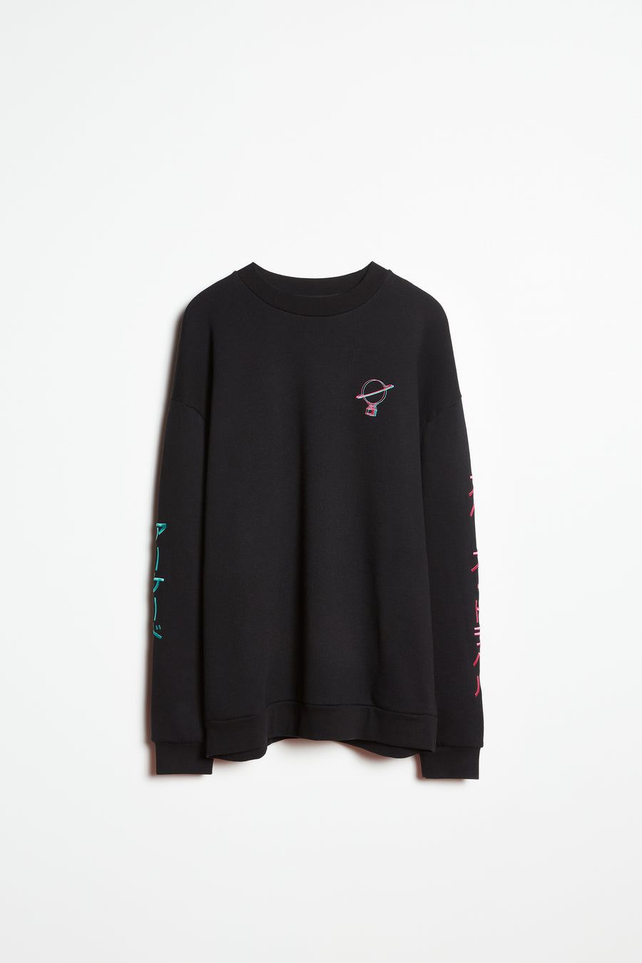 SuruDenise Space Travel Oversize Sweater
