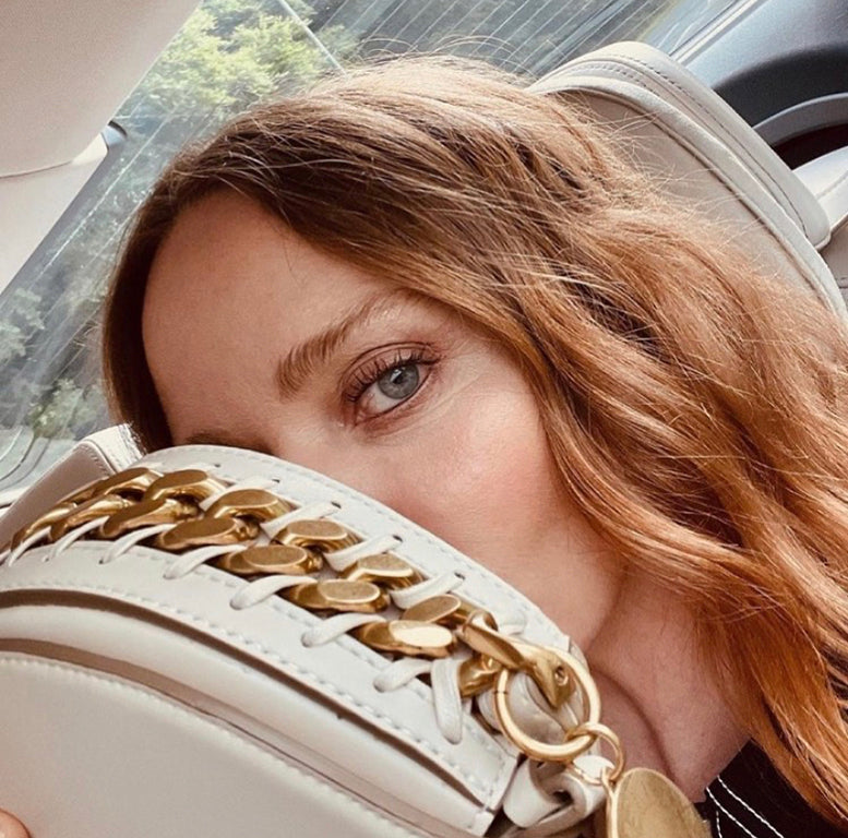 Stella McCartney and her vegan bag collection