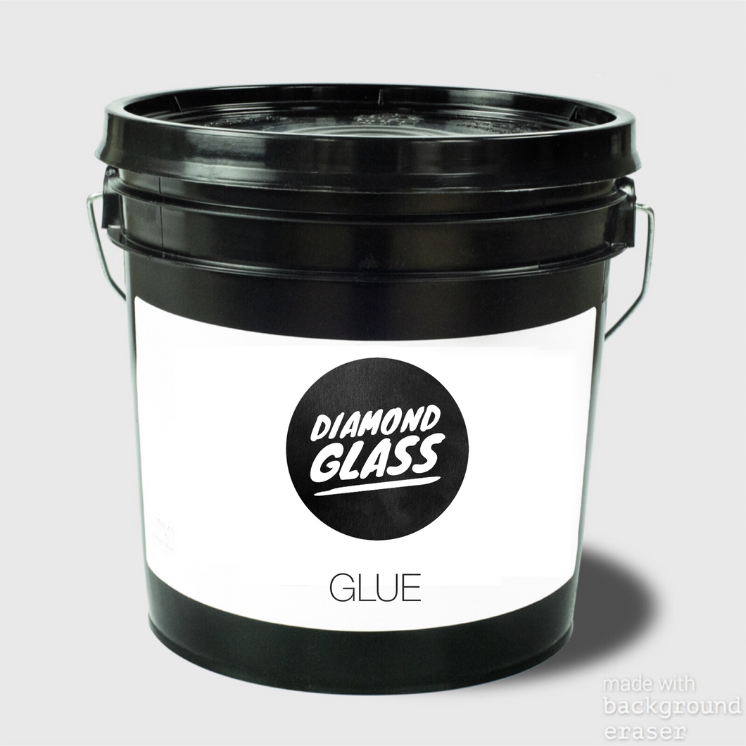 Diamond Glass Glue (Untinted Only)