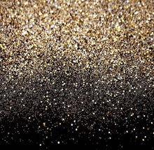 Load image into Gallery viewer, Gold To Black Glitter