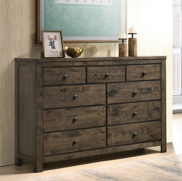 Pavita Weathered Distressed Dresser