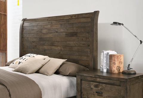 Pavita Sleigh QUEEN & KING Bed