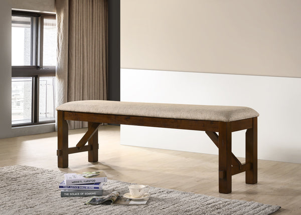 Karven Solid Wood Dining Bench