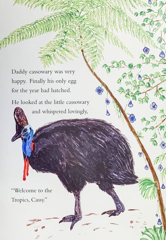 native Australian birds children's books
