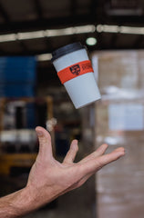 Fabric wraps will become as common as BYO coffee cups