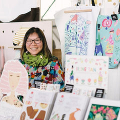 Irene Tran, the creator behind Missy Minzy designs, talks to Stylish Australiana