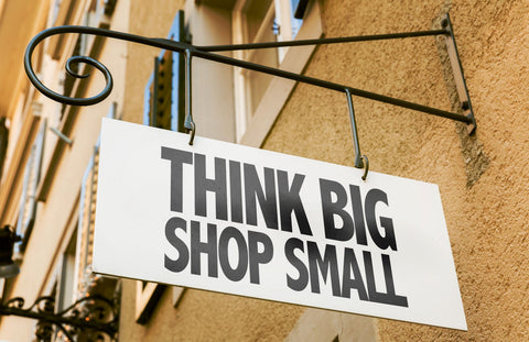 The shopsmall movement is gaining momentum as Australians spend mindfully and strategically
