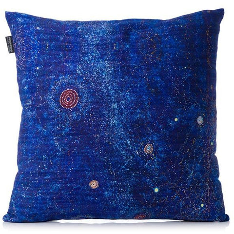 Aboriginal art cushion cover made in Australia