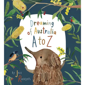 Native Australian animals A-Z childrens story