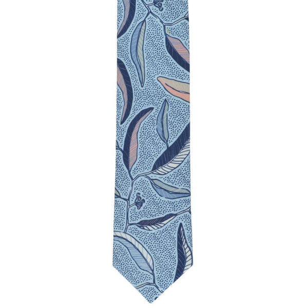 Eucalyptus tie - Stylish Australiana - Ethical Australian Gifts and Souvenirs