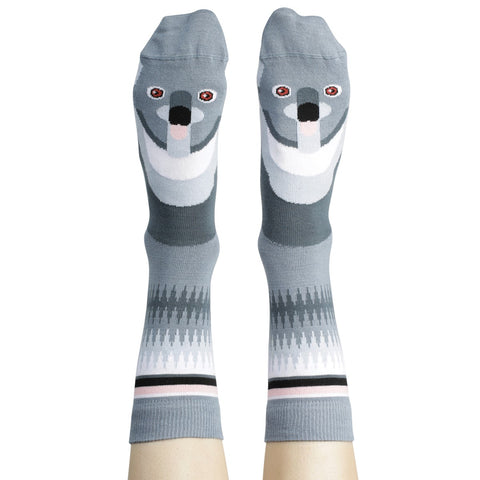 Koala socks - Stylish Australiana - Ethical Australian Gifts and Souvenirs