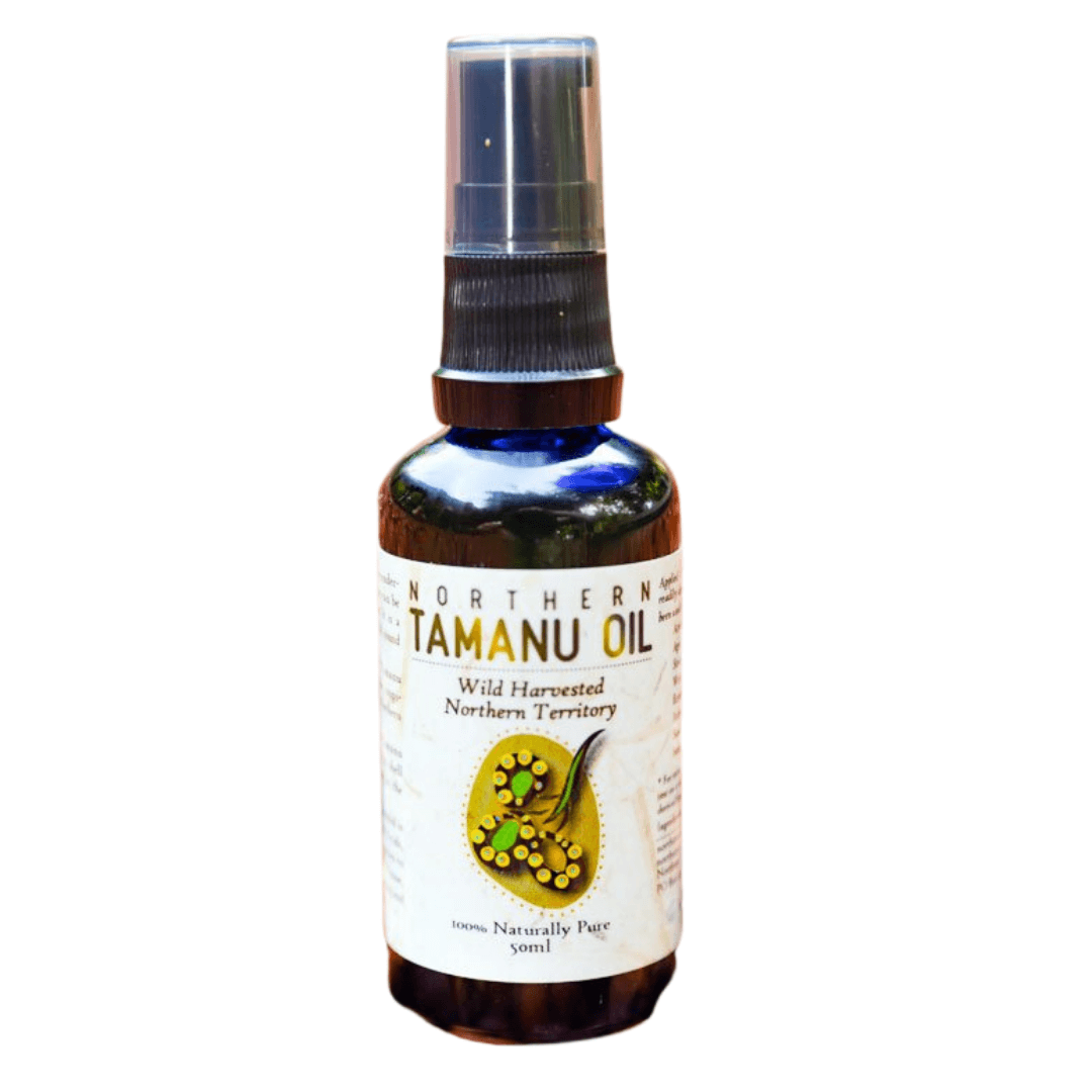 Australian cold pressed Tamanu Oil