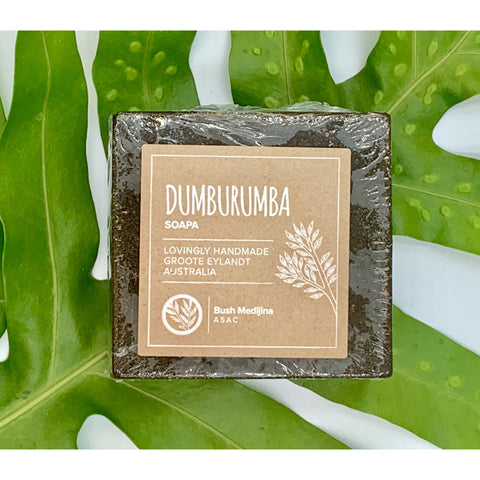 Dumburumba (Native Sandalwood) Soap - Stylish Australiana - Ethical Australian Gifts and Souvenirs