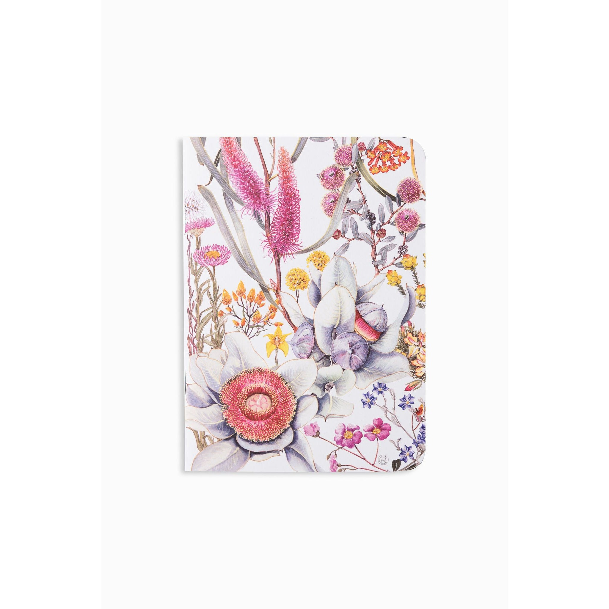 Native Floral Note Books (2 pack) - Stylish Australiana - Ethical Australian Gifts and Souvenirs