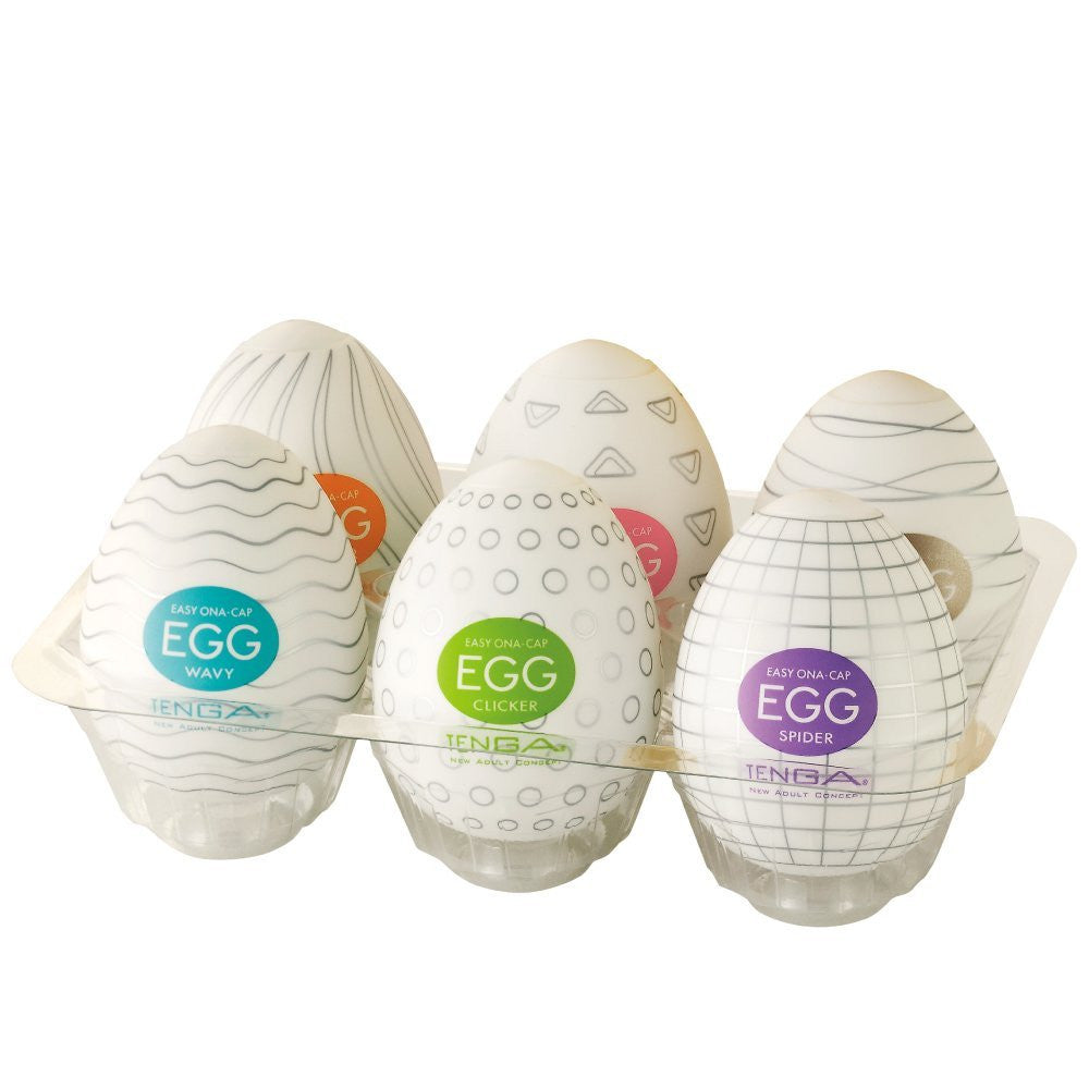 Tenga Easy Beat Eggs