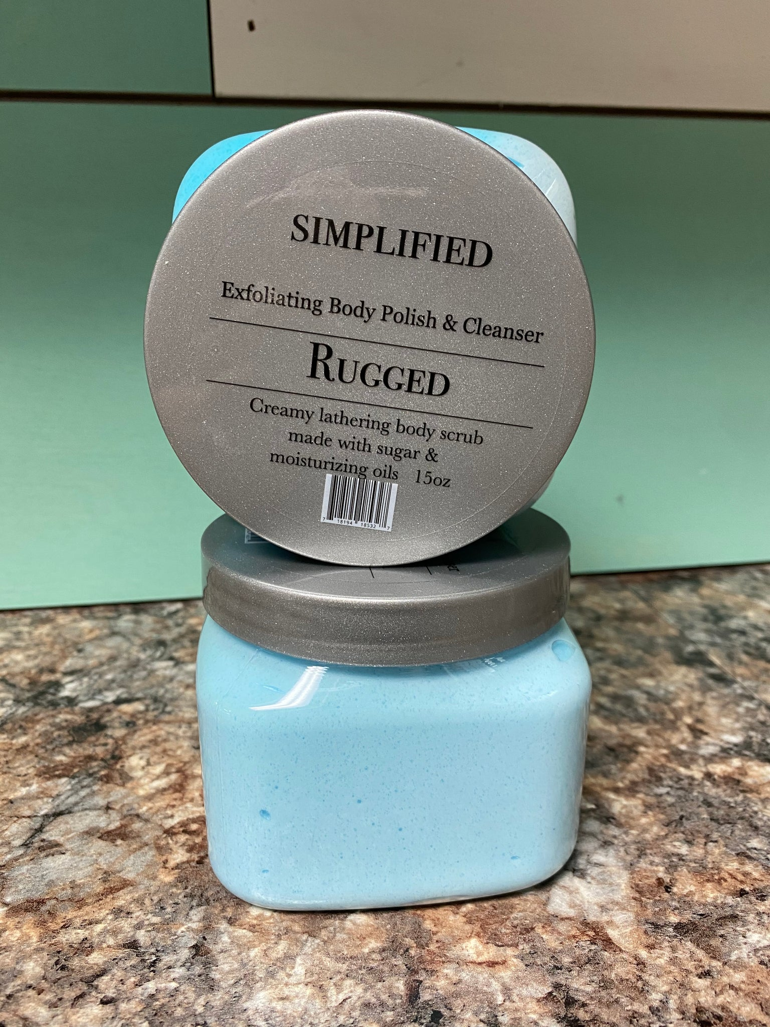 15oz Rugged Body Polish