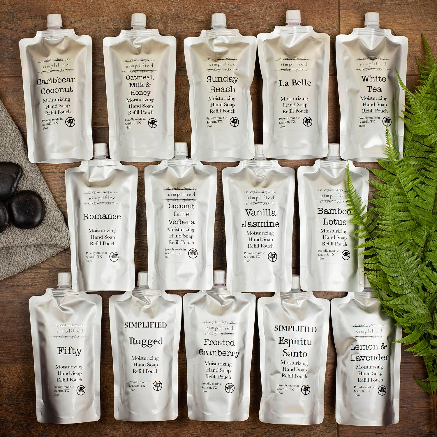16oz Batch No5 Moisturizing Hand Soap Refill