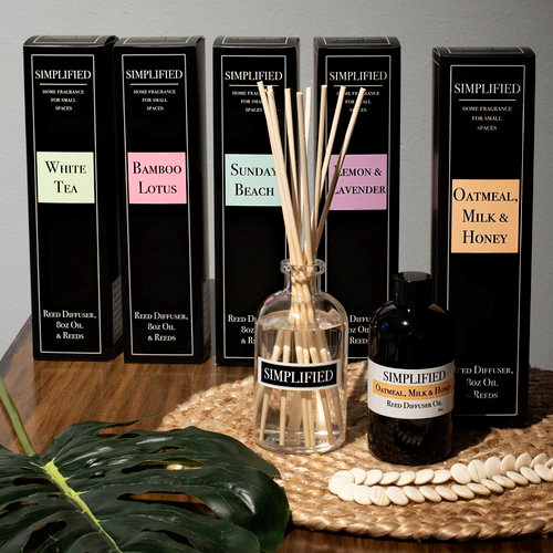 Oatmeal, Milk and Honey Reed Diffuser