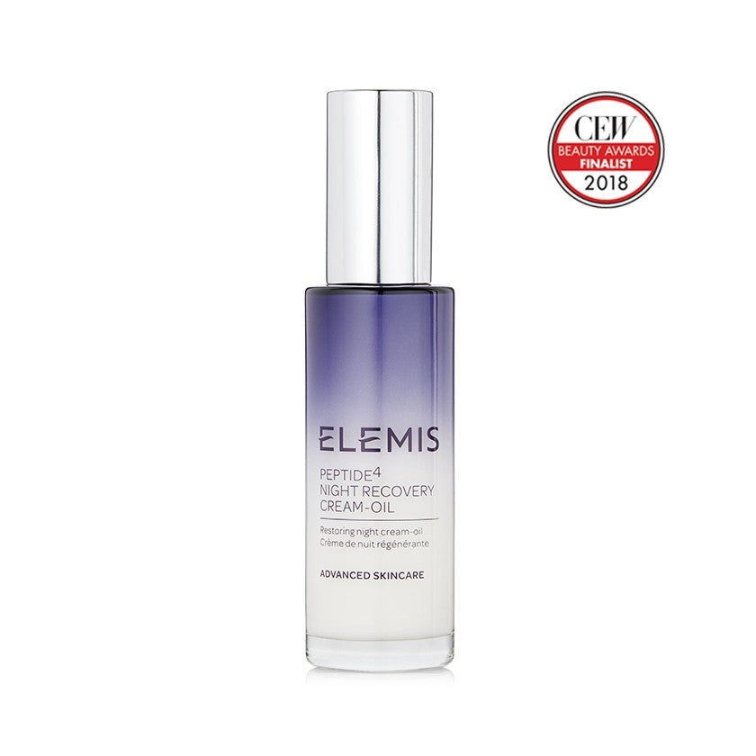 Peptide Night Recovery Cream-Oil