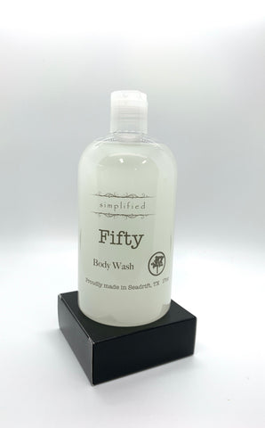 17oz Fifty Body Wash
